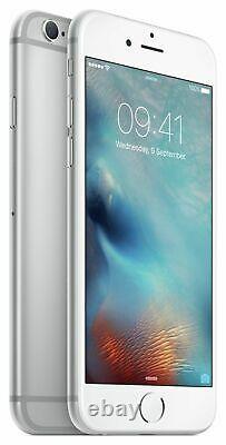 SIM Free Apple iPhone 6s 4.7 Inch 32GB 12MP 3G iOS Mobile Phone Silver