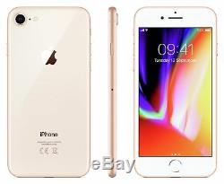 SIM Free Apple iPhone 8 4.7 Inch 64GB 12MP Mobile Phone Gold