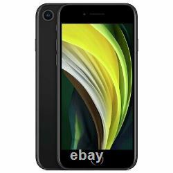 SIM Free Apple iPhone SE 64GB 12MP 4G Mobile Phone Black
