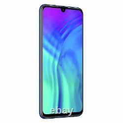 SIM Free HONOR 20 Lite 6.21 Inch 128GB 32MP 4G Mobile Phone Phantom Blue
