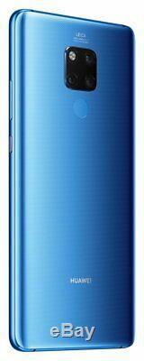 SIM Free Huawei Mate20 X 7.2 Inch 128GB 40MP Dual Sim Mobile Phone Blue