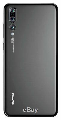 SIM Free Huawei P20 Pro 6.1 Inch 128GB 40MP 4G Mobile Phone Black