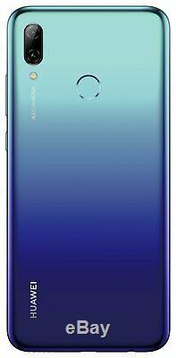 SIM Free Huawei P Smart 2019 6.21 Inch 64GB 13MP 4G Mobile Phone Aurora Blue