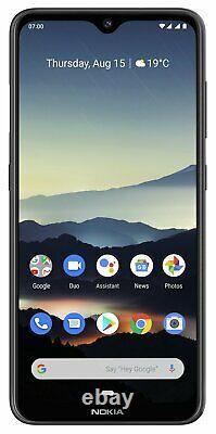 SIM Free Nokia 7.2 6.3 Inch 64GB 48MP 4G Mobile Phone Charcoal