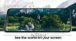 SIM Free Samsung A40 5.9 Inch 64GB 25MP 4G Mobile Phone Black