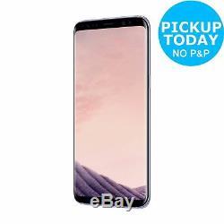 SIM Free Samsung Galaxy S8 5.8 Inch 64GB 12MP 4G Mobile Phone Grey