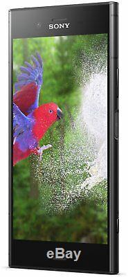 SIM Free Sony Xperia XZ1 5.2 Inch 64GB 19MP 4G Mobile Phone Black
