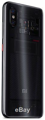 SIM Free Xiaomi Mi 8 Pro 6.26 Inch 128GB 8GB 20MP Android Mobile Phone Black