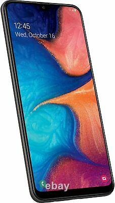 Samsung Galaxy A20 32GB T-Mobile AT&T Verizon Unlocked GSM Worldwide T90