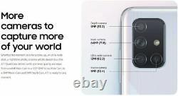 Samsung Galaxy A71 5G GSM Unlocked 128GB Black AT&T T-Mobile Metro