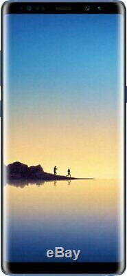 Samsung Galaxy Note8 Factory Unlocked GSM ATT T-Mobile 64GB Excellent