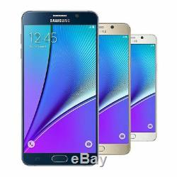Samsung Galaxy Note 5 SM- N920A 32GB 64GB (AT&T-T-Mobile) Phone Unlocked