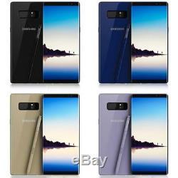 Samsung Galaxy Note 8 N950U 64GB (Verizon + GSM Unlocked AT&T / T-Mobile)