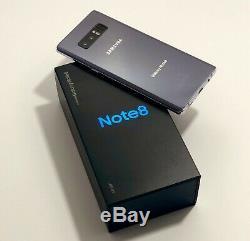 Samsung Galaxy Note 8 N950U AT&T Sprint T-Mobile Metro Verizon Carrier Unlocked