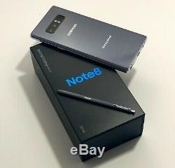 Samsung Galaxy Note 8 N950U T-Mobile Sprint AT&T Metro Boost Verizon Unlocked