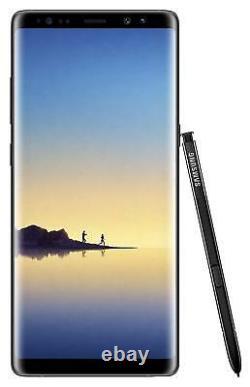 Samsung Galaxy Note 8 Unlocked Verizon / AT&T / T-Mobile Gray Smartphone
