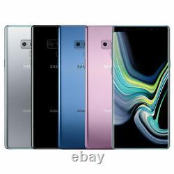 Samsung Galaxy Note 9 N960U Sprint AT&T T-Mobile Straight Talk Verizon Unlocked