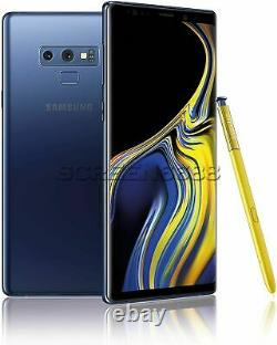 Samsung Galaxy Note 9 N960 128GB GSM Unlocked Smartphone AT&T T-Mobile Verizon