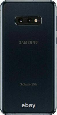 Samsung Galaxy S10E G970U 128GB Factory Unlocked Verizon AT&T T-Mobile Black
