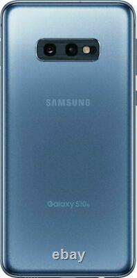 Samsung Galaxy S10E G970U 128GB Factory Unlocked Verizon AT&T T-Mobile Blue