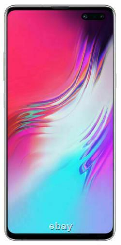 Samsung Galaxy S10 5G G977U 256GB Crown Silver AT&T T-Mobile Sprint Verizon A+++