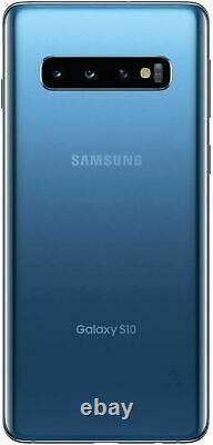 Samsung Galaxy S10 Blue Sprint AT&T T-Mobile Verizon Factory Unlocked OPEN BOX