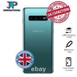 Samsung Galaxy S10 PLUS SM-G975 DUAL SIM 128GB Mobile Smartphone Unlocked UK
