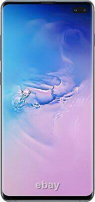 Samsung Galaxy S10 Plus G975U 128GB Factory Unlocked Verizon AT&T T-Mobile Blue