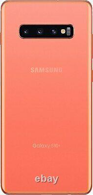 Samsung Galaxy S10 Plus G975U 128GB Factory Unlocked Verizon AT&T T-Mobile Pink
