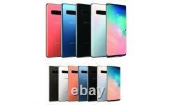 Samsung Galaxy S10 Plus SM-G975U1 128GB AT&T Verizon T-mobile (Unlocked) B Stock