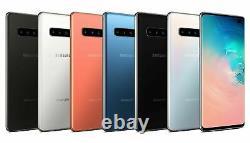 Samsung Galaxy S10+Plus SM-G975U GSM/ CDMA Unlocked Verizon T-Mobile AT&T