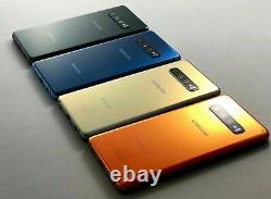 Samsung Galaxy S10 Sm-g973u 128gb Black Unlocked Verizon T-mobile 2 Day Shipping