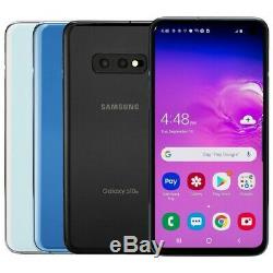 Samsung Galaxy S10e Smartphone AT&T Sprint T-Mobile Verizon or Unlocked