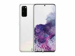 Samsung Galaxy S20 5G SM-G981U 128GB UNLOCKED AT&T T-Mobile Verizon Open Box A++