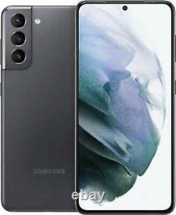 Samsung Galaxy S21 5G SM-G991U GSM Unlocked 128GB Verizon AT&T T-Mobile CR