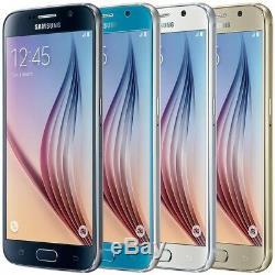 Samsung Galaxy S6 32/64/128GB G920V (Verizon + GSM Unlocked AT&T / T-Mobile)