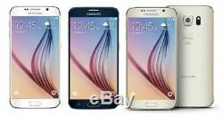 Samsung Galaxy S6 G920V 32GB 64GB Verizon AT&T T-Mobile GSM UNLOCKED Smartphone