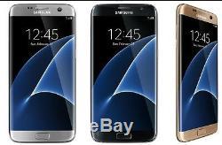 Samsung Galaxy S7 Edge G935U G935 Unlocked AT&T T-Mobile GSM Smartphone Phone