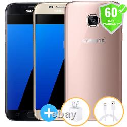 Samsung Galaxy S7 G930 GSM Unlocked AT&T T-Mobile 32GB Excellent