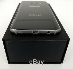 Samsung Galaxy S7 Sm-g930a 32gb At&t Unlocked Metro-t-mobile- Consumer Cellular