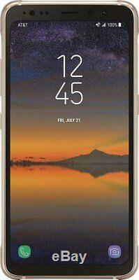 Samsung Galaxy S8 Active G892 64GB (Factory GSM Unlocked AT&T / T-Mobile)