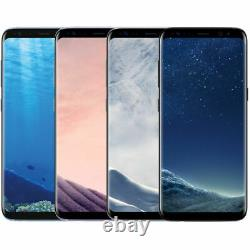 Samsung Galaxy S8 G950U 64GB AT&T T-Mobile Verizon Metro GSM and CDMA Unlocked