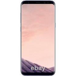 Samsung Galaxy S8 G950U 64GB Orchid Gray AT&T T-Mobile Sprint Verizon (Unlocked)