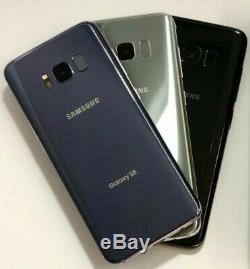 Samsung Galaxy S8 G950U AT&T/SPRINT/T-MOBILE/CRICKET/VERIZON CARRIER UNLOCKED
