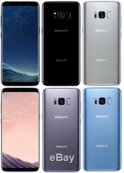 Samsung Galaxy S8 GSM Factory Unlocked T-Mobile AT&T 64GB Excellent 9/10