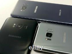 Samsung Galaxy S8+ PLUS G955U AT&T Sprint T-Mobile Verizon Unlocked A Grade