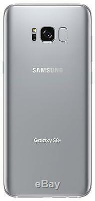 Samsung Galaxy S8 Plus 64GB Unlocked Verizon / AT&T / T-Mobile Silver