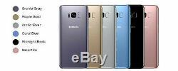 Samsung Galaxy S8+ Plus Factory Unlocked 64GB Verizon T-Mobile ATT SM-G955U