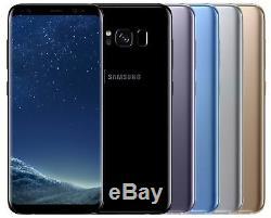 Samsung Galaxy S8 Plus G955U 64GB Verizon + GSM Unlocked AT&T T-Mobile