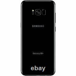 Samsung Galaxy S8 Plus G955U Factory Unlocked GSM ATT T-Mobile 64GB Mint